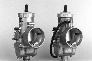 Power jet carburetors