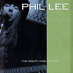 the mighty king of love album cover