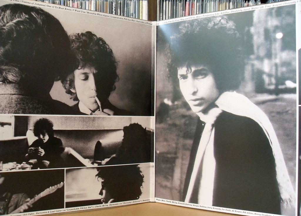 Blonde on Blonde - Dylan