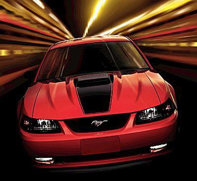 2003 Mach II Mustang