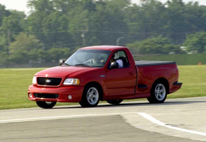 1999 Ford F-150 Pickup Truck
