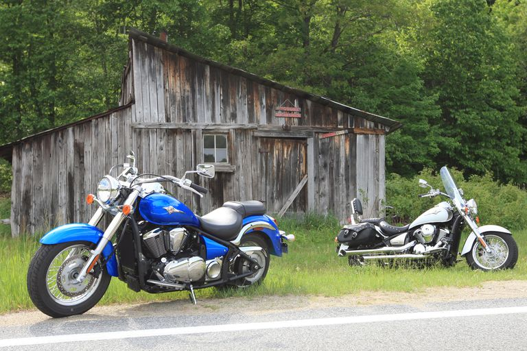 2009 Kawasaki Vulcan 900 Cruisers Review