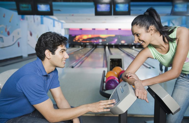 Bowling on a first date