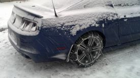 Ford Mustang Snow Tires