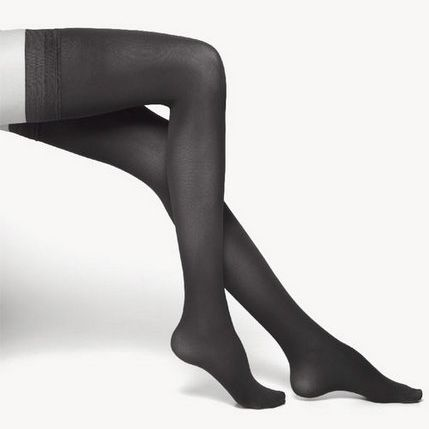 d4cd9c0a5c These 10 Thigh-High Stockings Will Stay Up
