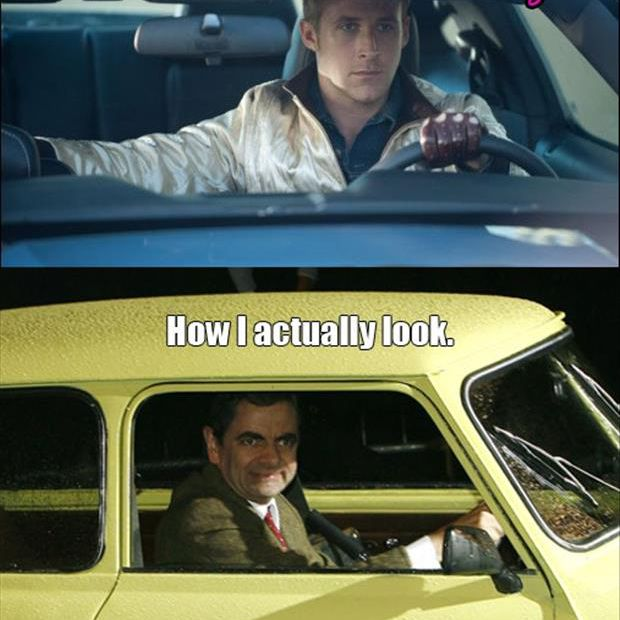 Expectations vs Reality: Driving