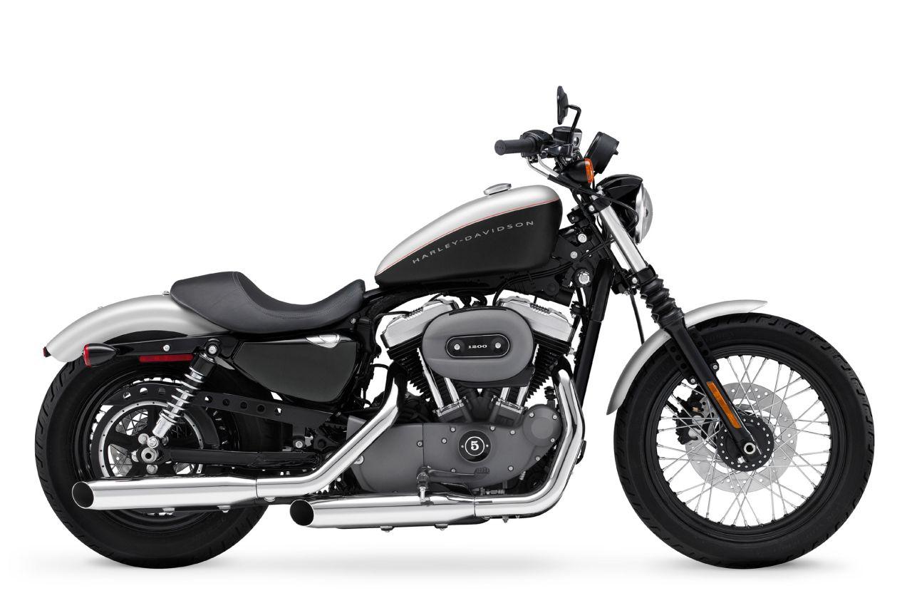 2009 Harley-Davidson Sportster Nightster XL 1200N