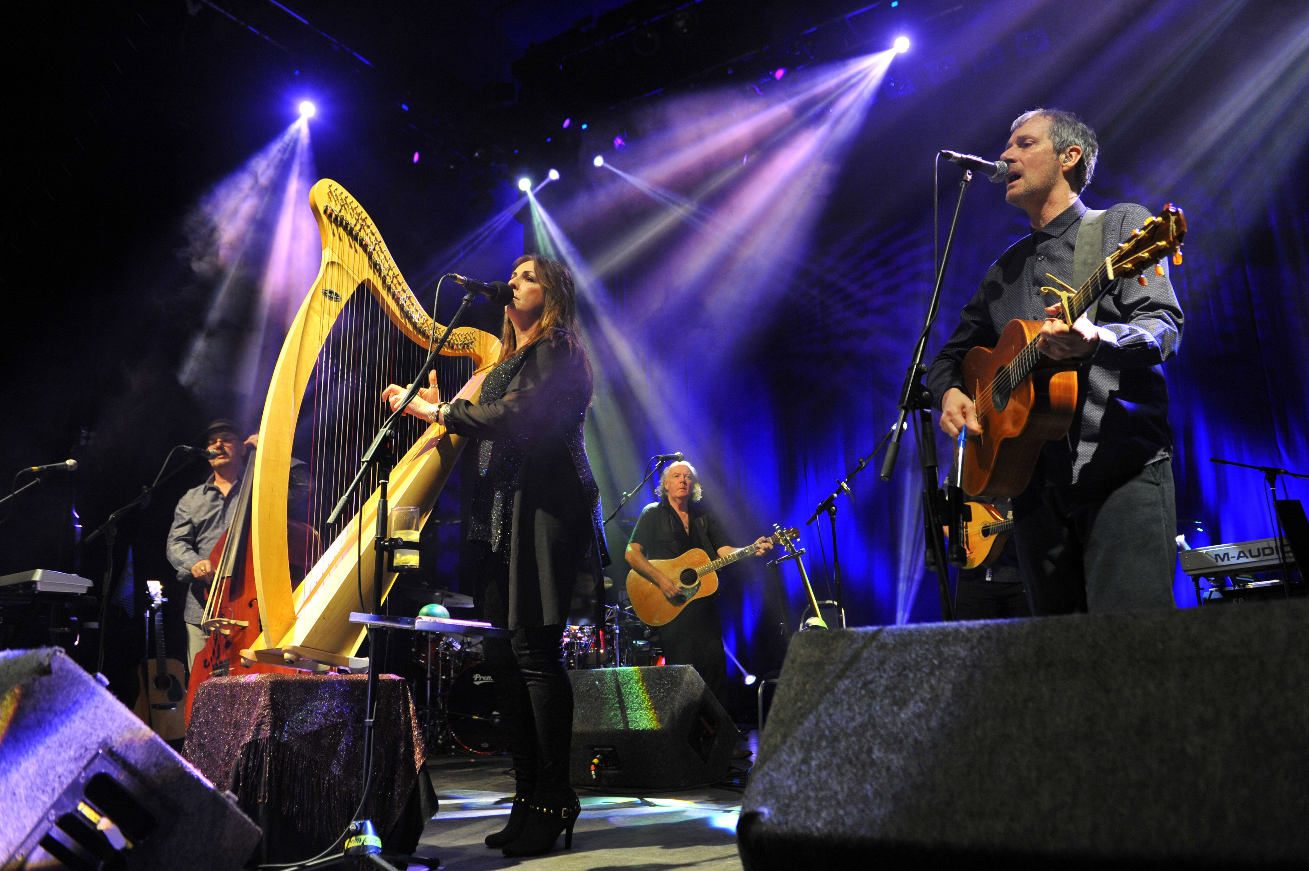 Clannad Perform At Shepherds Bush Empire In London