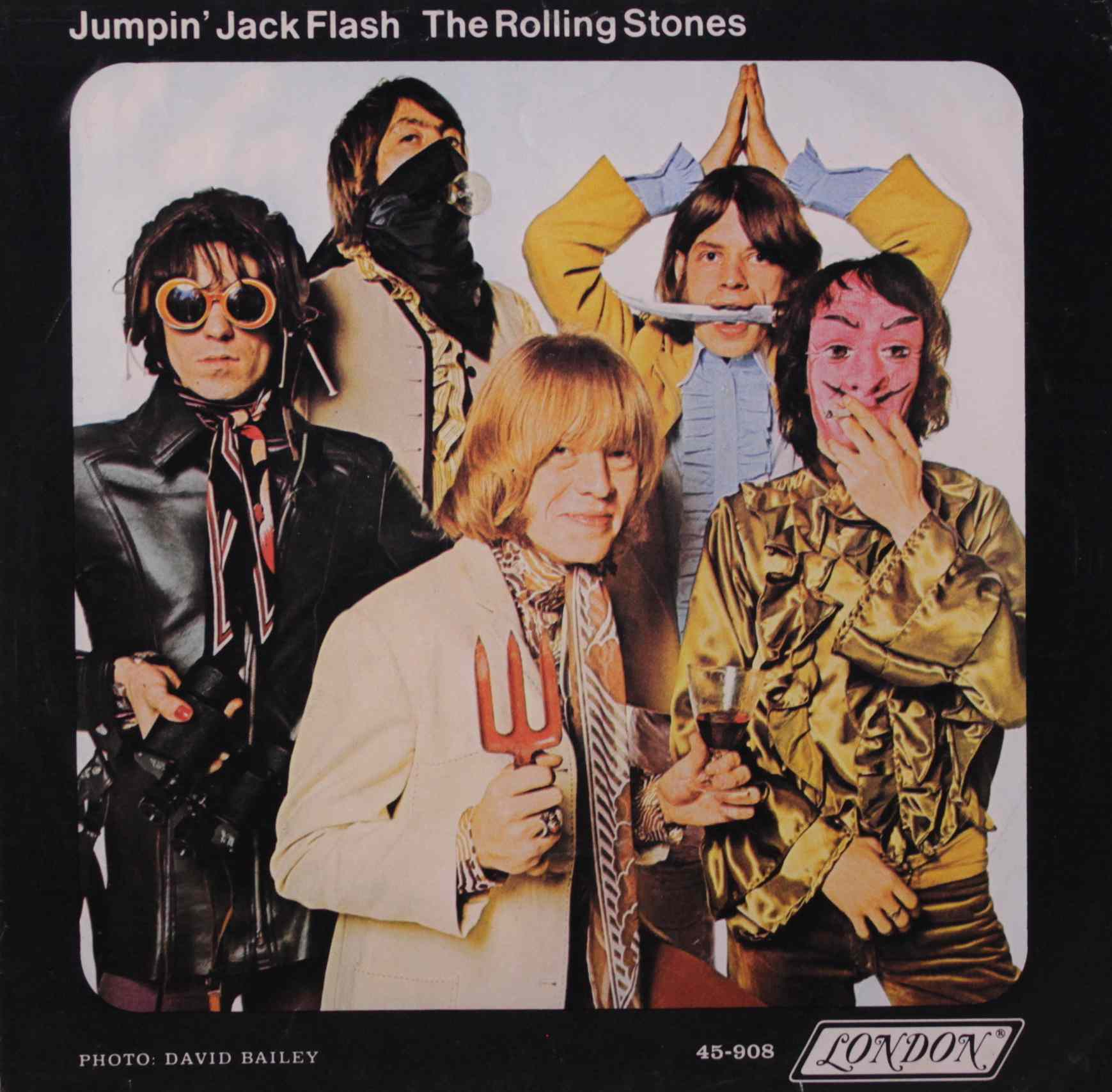 Rolling Stones Jumpin' Jack Flash