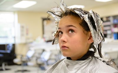 Perming Your Kid S Hair Things To Think About