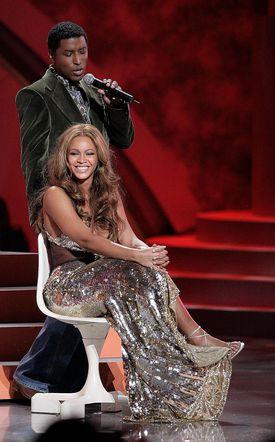 Babyface and Beyonce