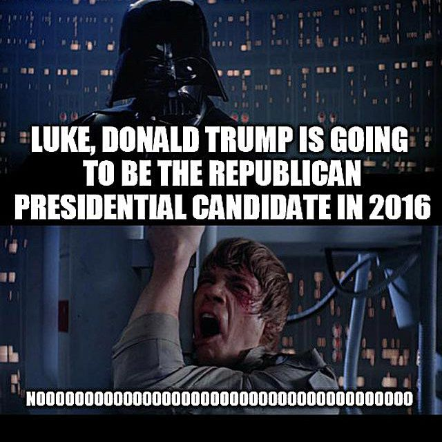 Funny Star Wars Memes With A Political Twist
