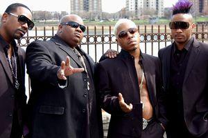 R&B group Dru Hill