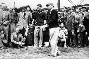 Ben Hogan in 1940