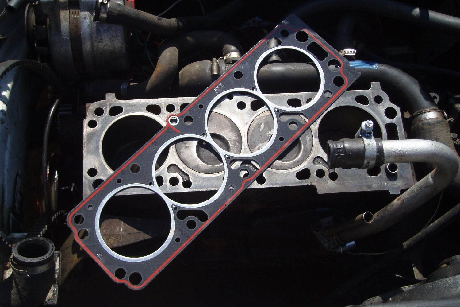 Signs of a Blown Head Gasket