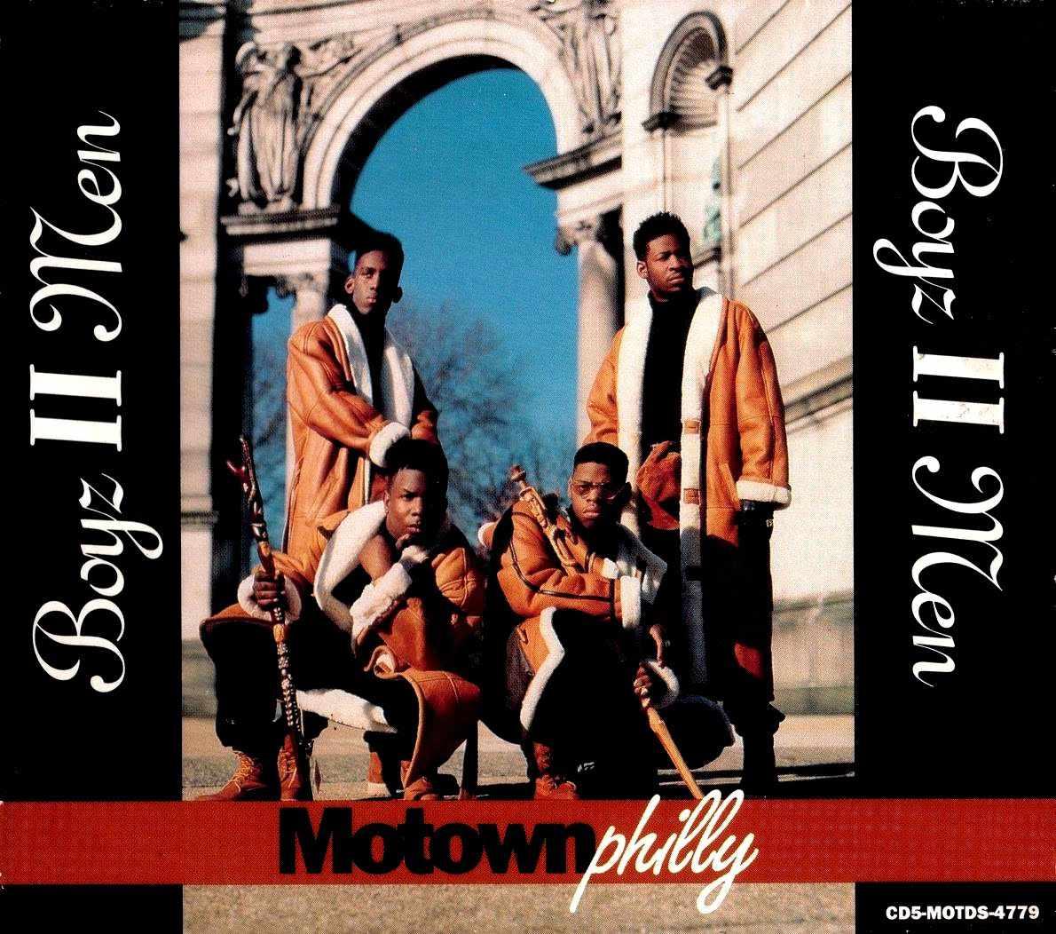 Boyz II Men Motownphilly