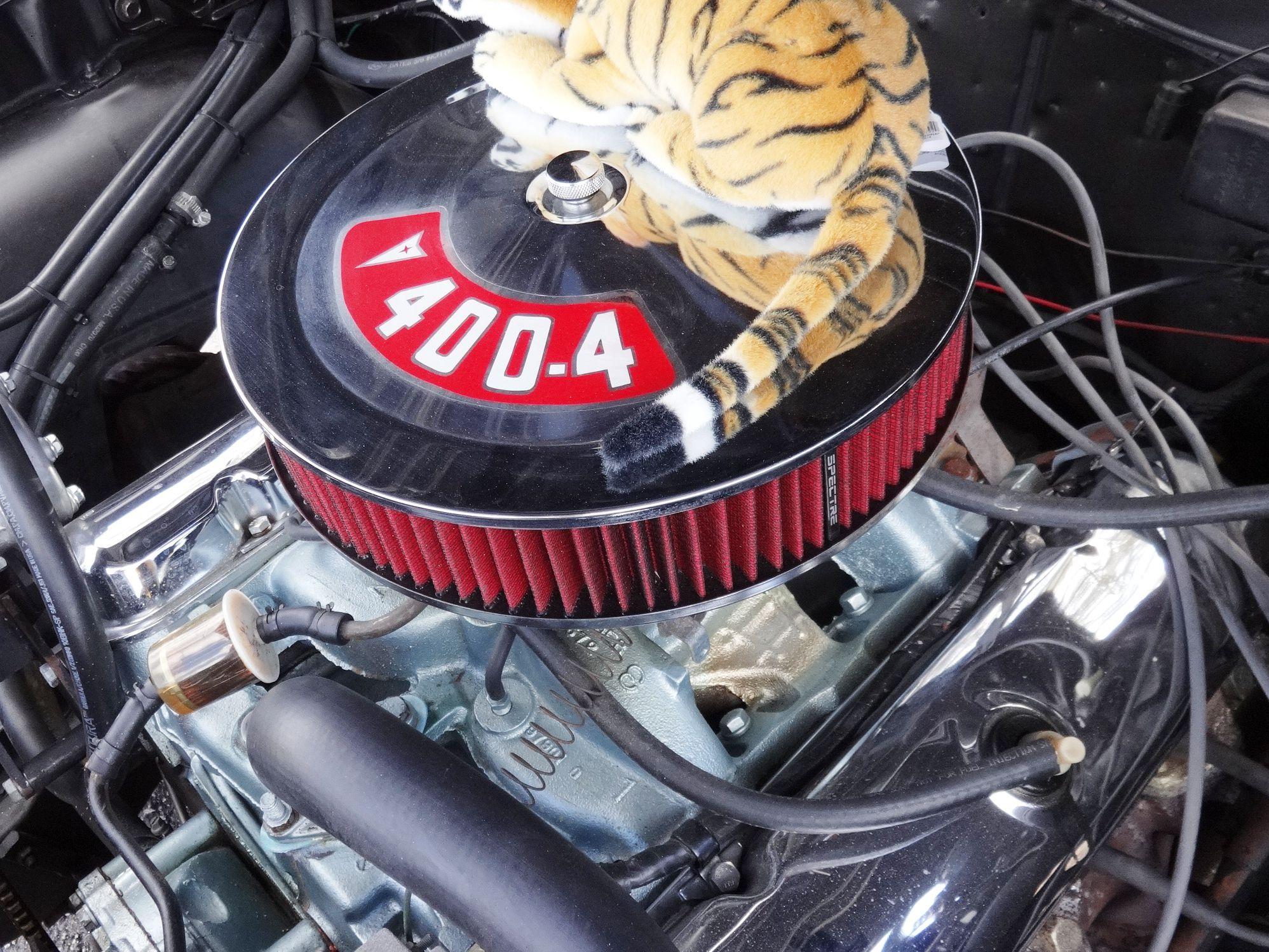 The Legendary Pontiac Ram Air 400-Cubic-Inch Engines