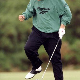 John Daly - 1995 British Open Winner