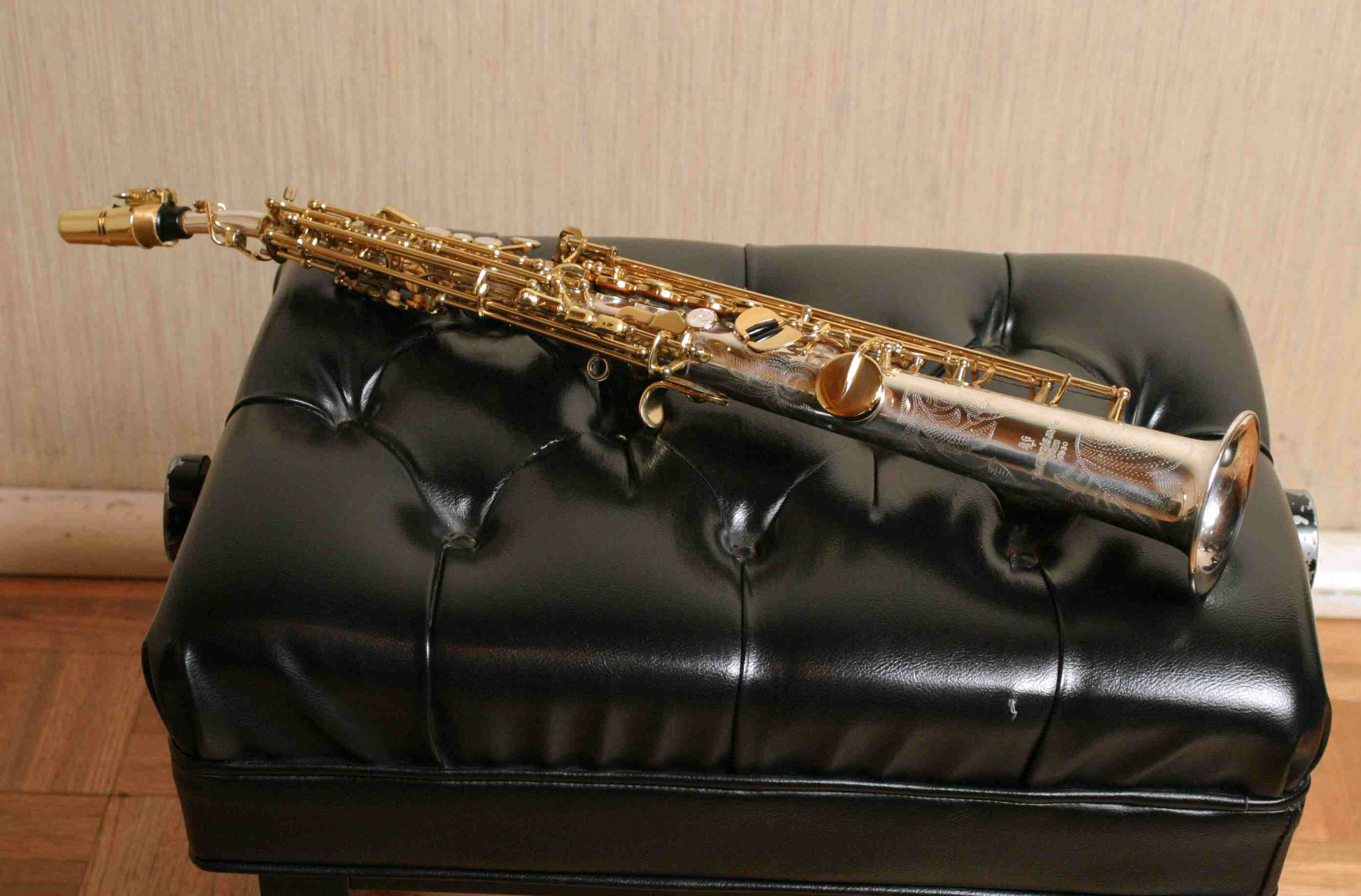 Photo of SOPRANO SAXOPHONE and BRASS and SAXOPHONE
