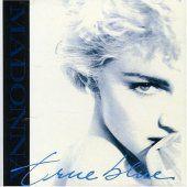 Madonna's True Blue cover