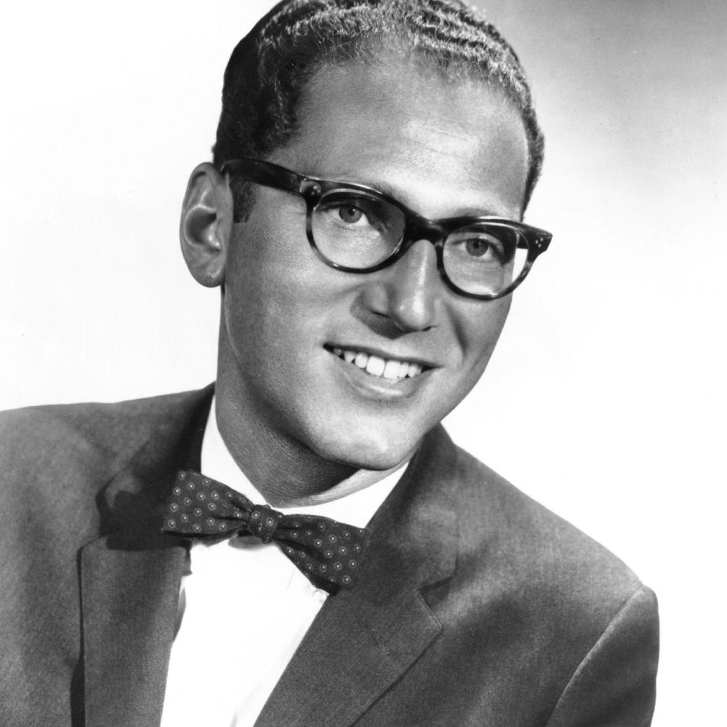 Portrait of Tom Lehrer