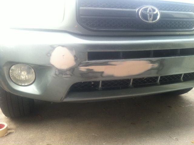 How to Repair Your Car's Plastic Bumper