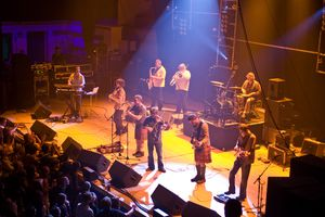 Peatbog Faeries performing