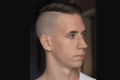 how to give yourself a men's undercut
