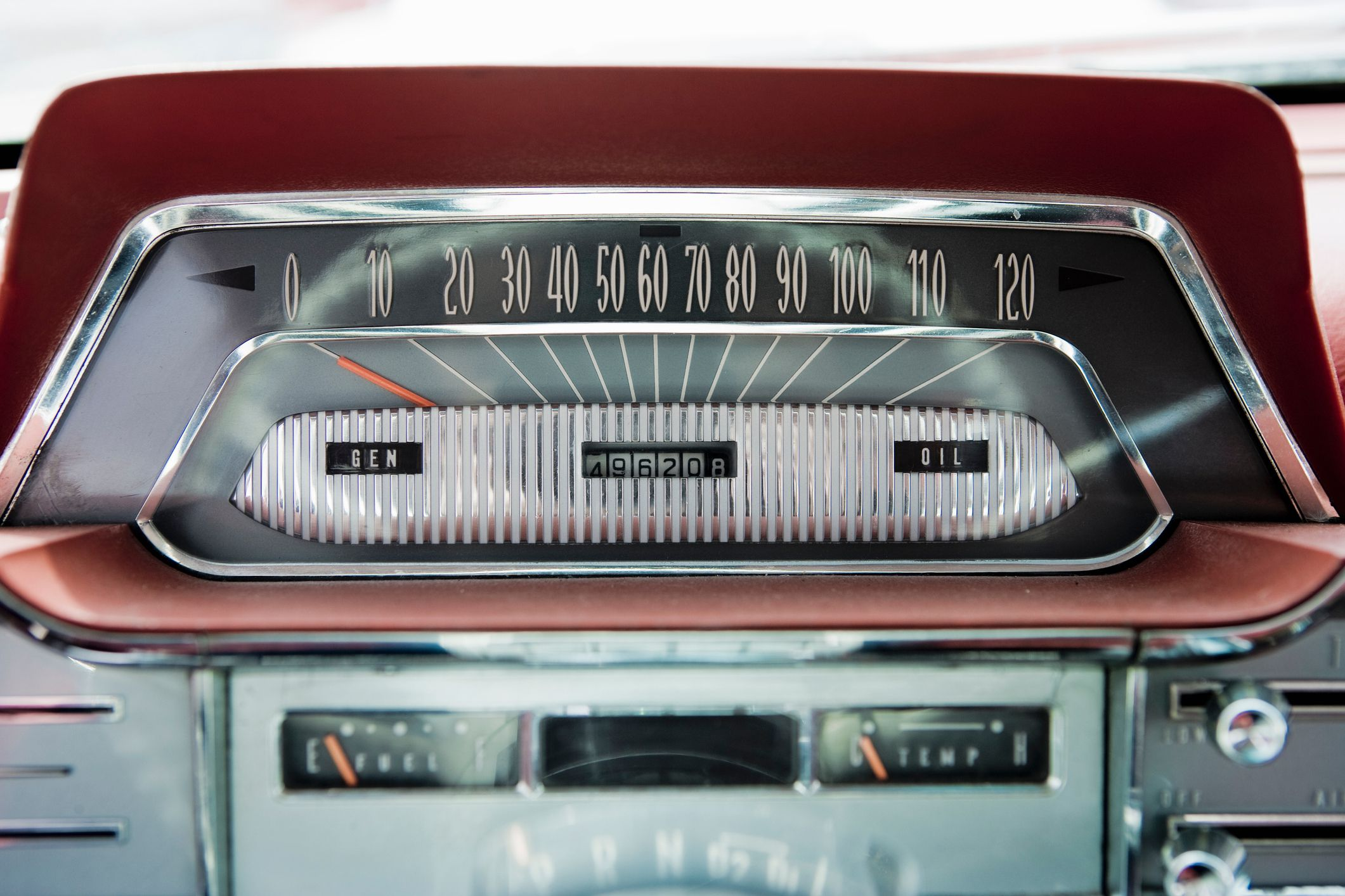 Speedometer Problems on Vintage Automobiles