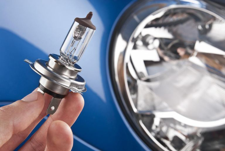 Replacing a headlight bulb is a cheap, 5-minute job.