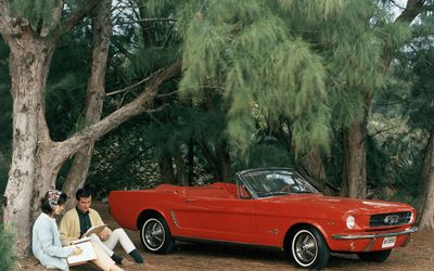When Did Ford Stop Producing the Original 5 0L Mustang?