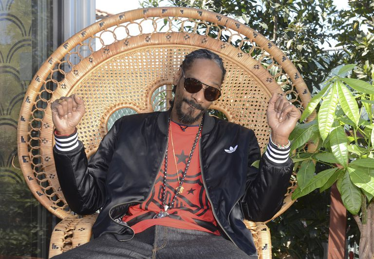 Snoop Dogg.