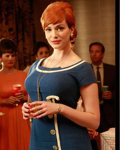41a9b28b0 Dress Like Joan Holloway on Mad Men: Costume Tutorial