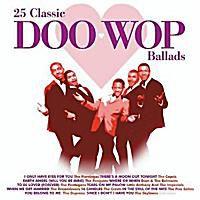 doowop ballads album cover