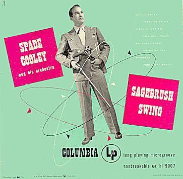 sagebrush swing album cover
