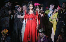 'Carmen' Rehearsal For Bregenz Festival