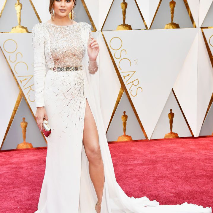 Chrissy Teigen Oscars 2017