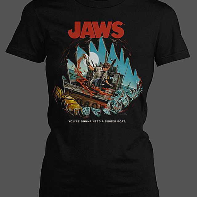 Jaws Chum Bucket T-shirt