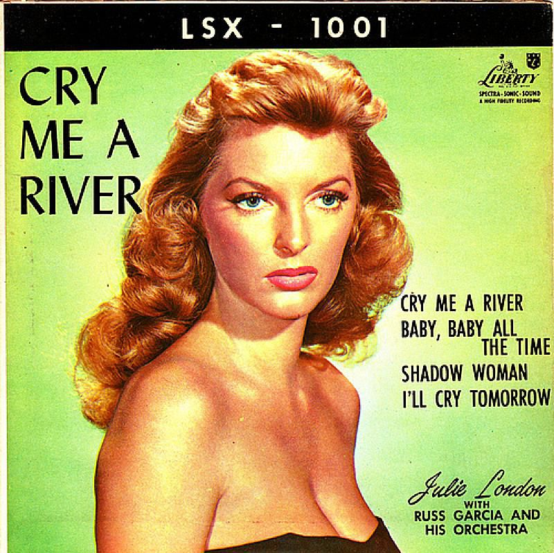 Julie London - Cry Me a River