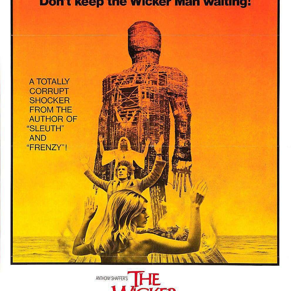 The Wicker Man - holiday horror movies