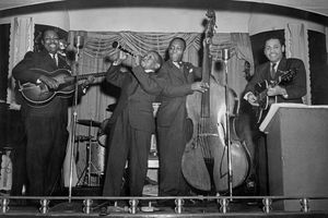 New Orleans jazz musicians
