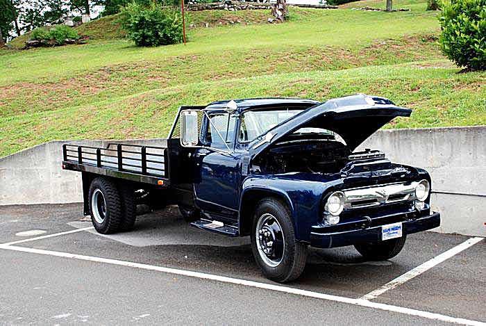 1956 Ford F-350 Pickup Truck