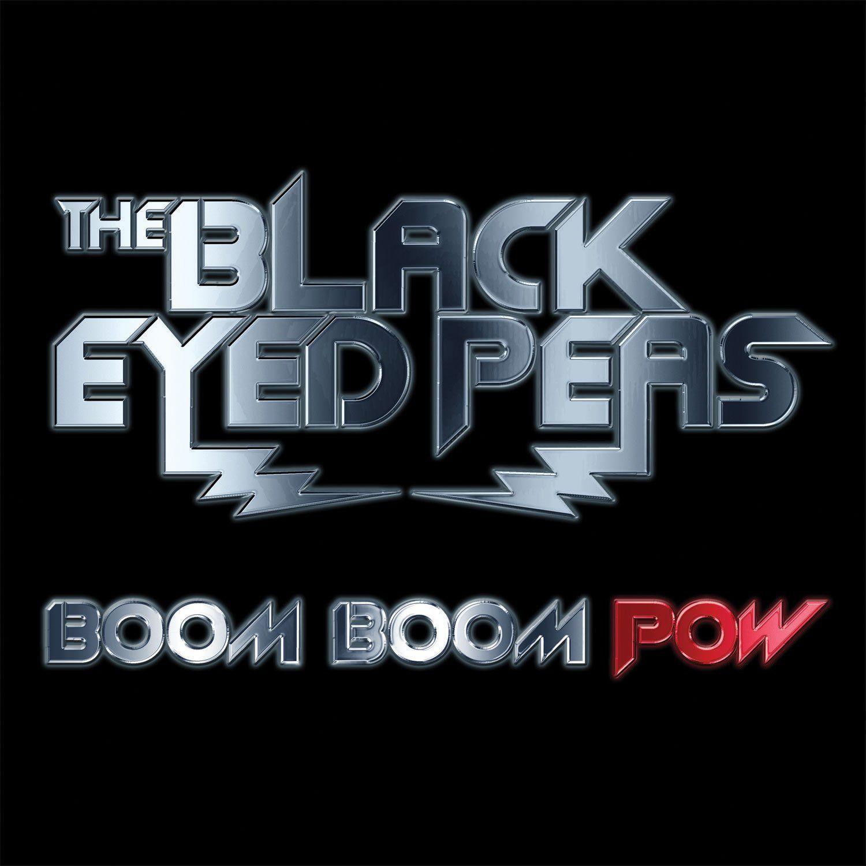 Black Eyed Peas Boom Boom Pow cover