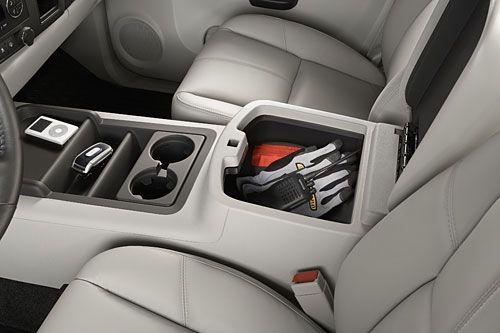 2007 Chevy Silverado LT - Bucket Seat Console