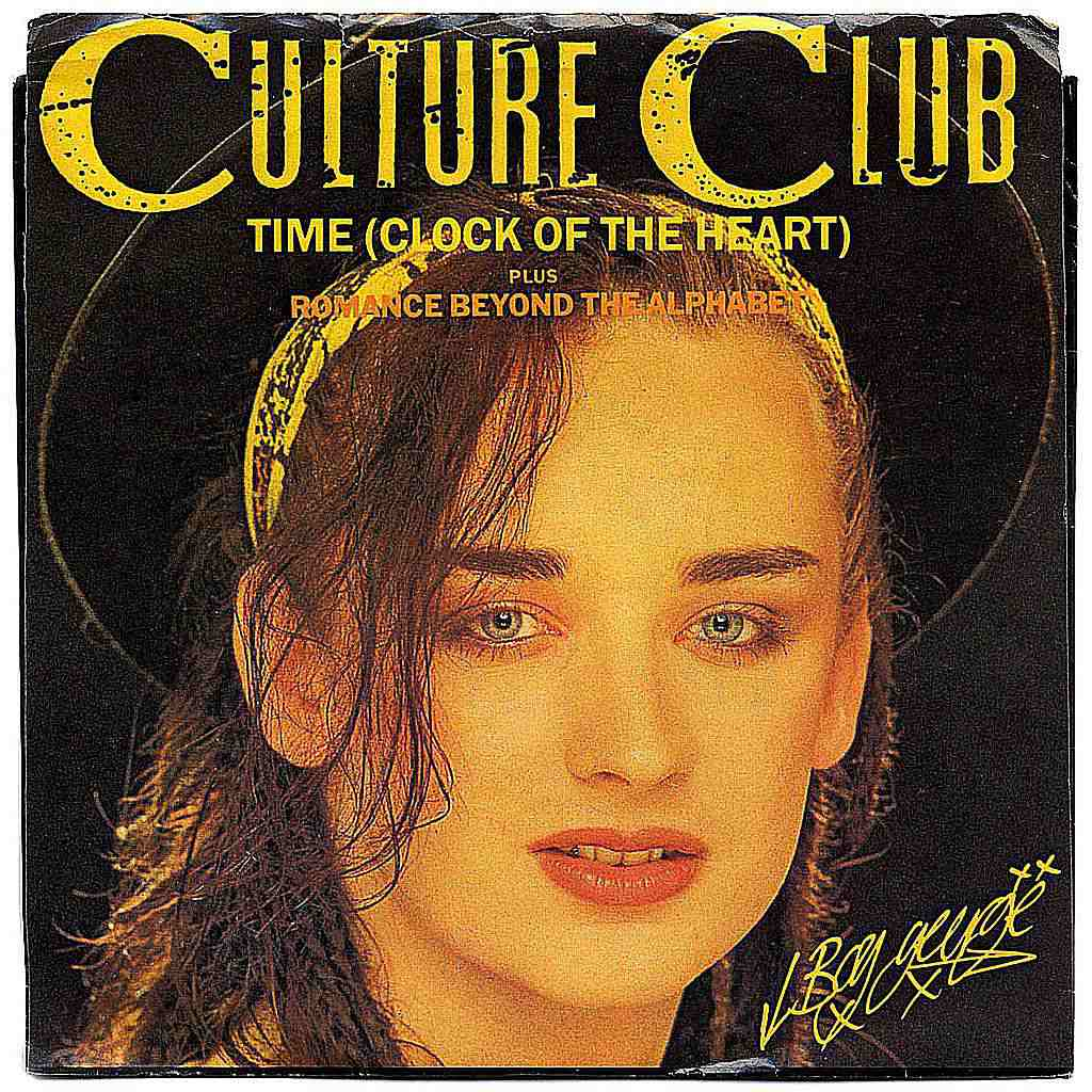 Culture Club released