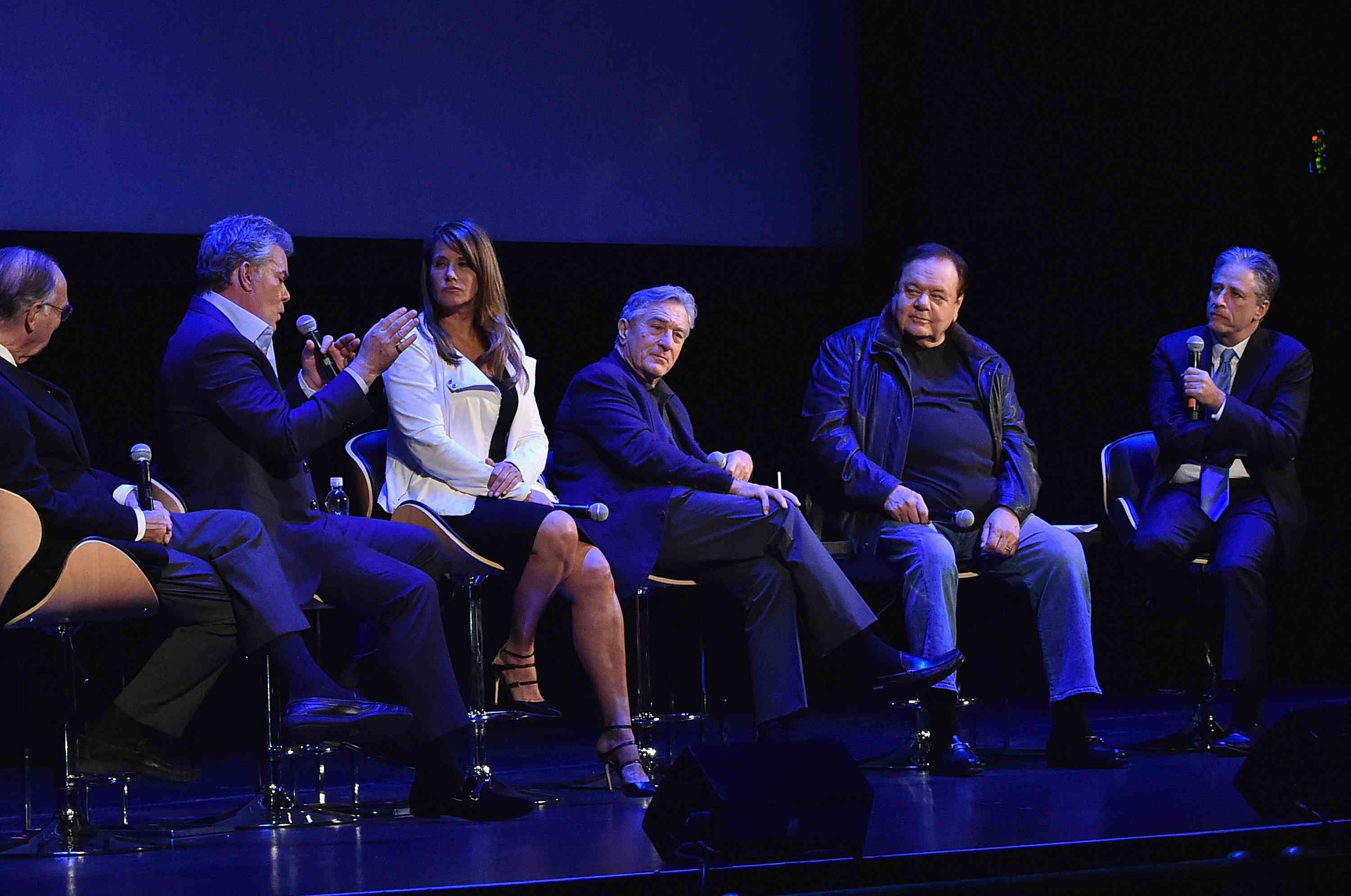25th anniversary of Goodfellas at the closing of the Tribeca Film Festival