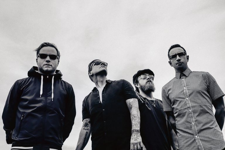 Shinedown promo photo