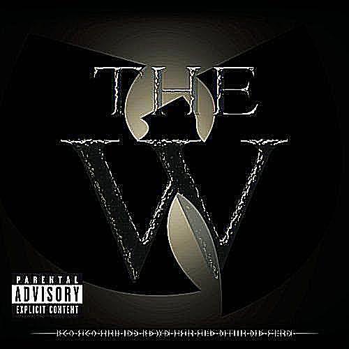 The W album cover
