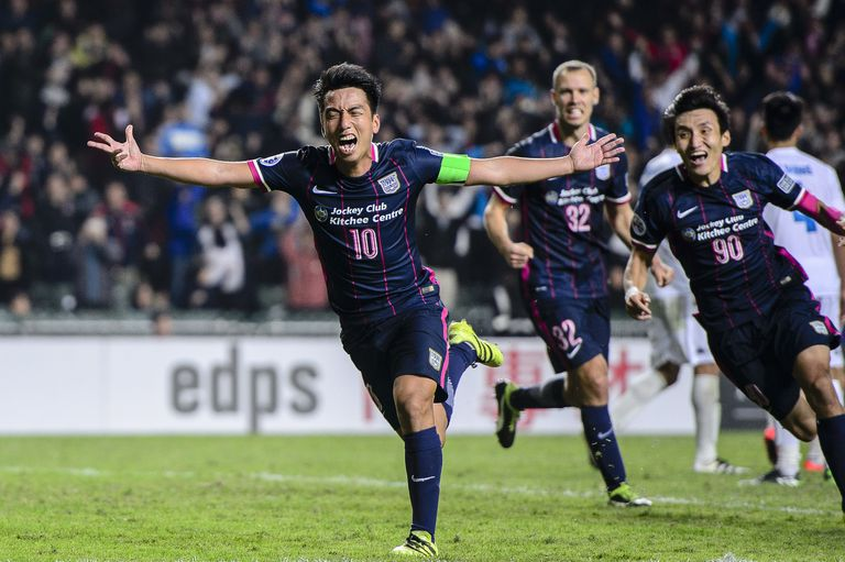 AFC Champions League 2017 - Preliminary Stage - Kitchee SC (HKG) vs Hanoi FC (VIE)
