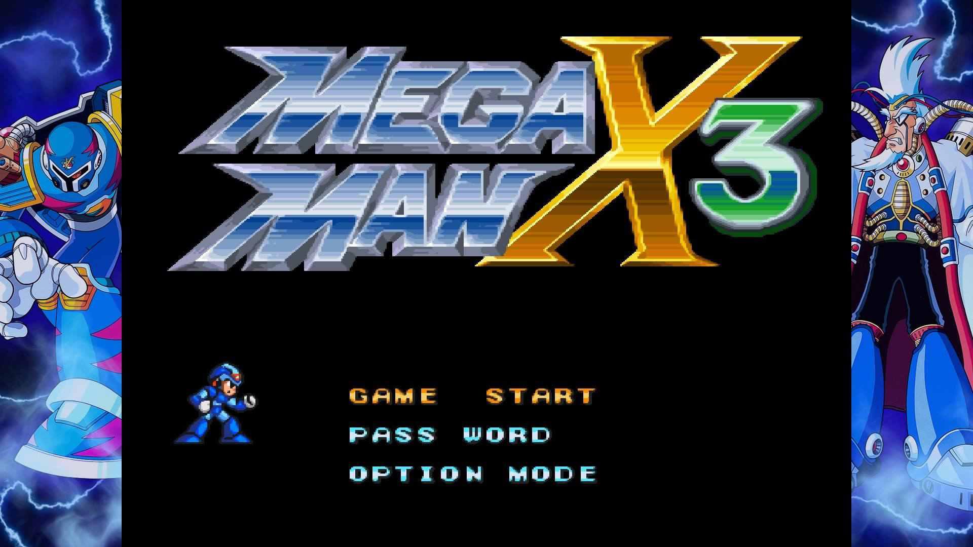 Mega Man X3 was released for multiple platforms in 1995.